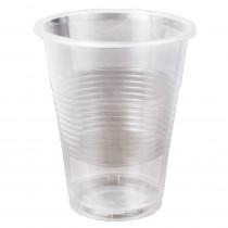 Стакан пластиковый 100мл., термо, 100шт./уп., прозр.