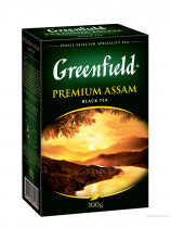 Чай черный классический Premium Assam 100гр.