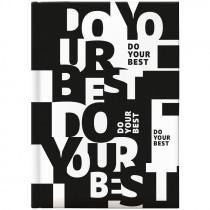 Ежедневник датированный карманный 2021 Do your best