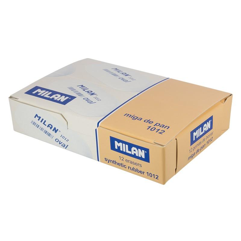 Резинка 1012 овальная, синтетическая MILAN - фото 2