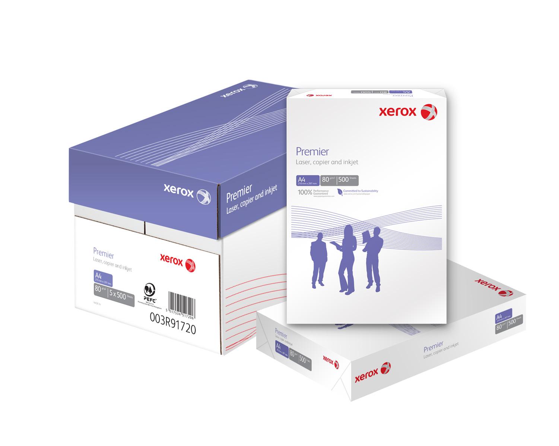 Бумага А4 80гр./м2. 500 листов Premier (3R91805) XEROX - фото 2