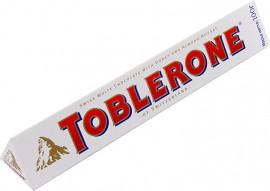 Шоколад Тоблерон в белом шоколаде, 100г.