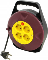 Фильтр-удлинитель 4розетки, 10,0 м + выключатель