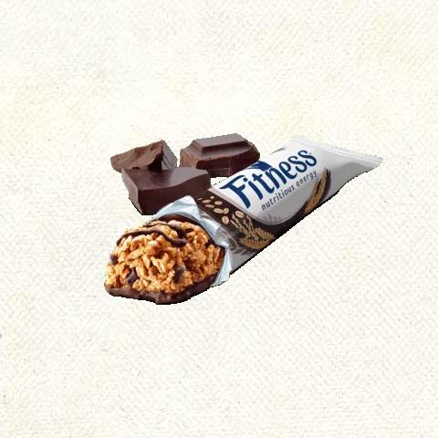 Батончик с цельными злаками и шоколадом Фитнес 23,5г. Nestle - фото 1