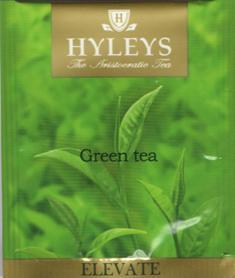 Чай Гармонія природи, зелёный, 25пак. по 1,5гр., пакетик в фольге Hyleys - фото 2