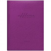 Ежедневник датированный Стандарт 2021 Torino Trend, лаванда