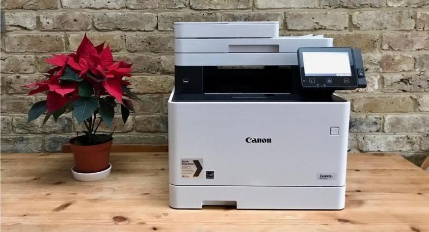 МФУ формат А4, цветная лазерная печать, Canon i-SENSYS MF-643Cdw (3102C008) Canon - фото 3