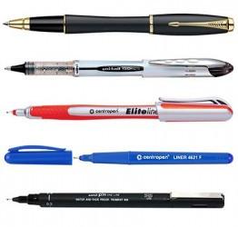 Ручки капиллярные, роллеры, стержни