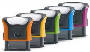 Оснастки для штампов и печатей