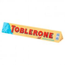 Шоколад Тоблерон в молочном шоколаде с хрустящим миндалем, 100г.