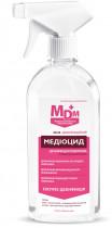 """Средство для дезинфекции поверхностей и предметов """"Медіоцид"""" с распылителем, 500мл."""