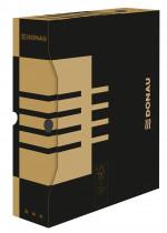 Коробка архивная А4 80мм., коричн.
