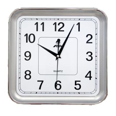 Часы настенные F6271R, квадратные, сталь Fuda - фото 2