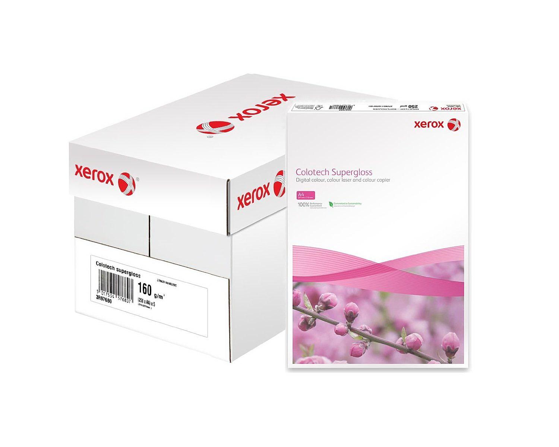 Бумага Colotech+ SuperGloss SRA3 250гр./м2., 100листов (003R97688) XEROX - фото 2
