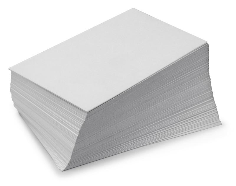 Бумага писчая 60гр./м2. А3 500 листов Украина - фото 1
