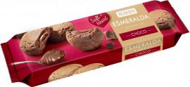 Печенье Эсмеральда SOFT HEART CHOCO, 170гр.