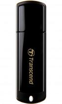 Флеш-память USB 2.0 Flash Drive 32Gb JetFlash 350 моноблок, пластик, корпус черн.