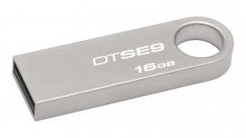 Флеш-память USB 2.0 Flash Drive 16Gb DataTraveler SE9, металлический корпус