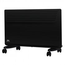 Обогреватель конвекторный C&H DOMESTIC BLACK  CH-1500 EC, 0,75/1,5кВт, электр. управлене, черн.