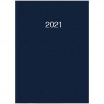 Ежедневник датированный карманный 2021 Miradur trend, син.