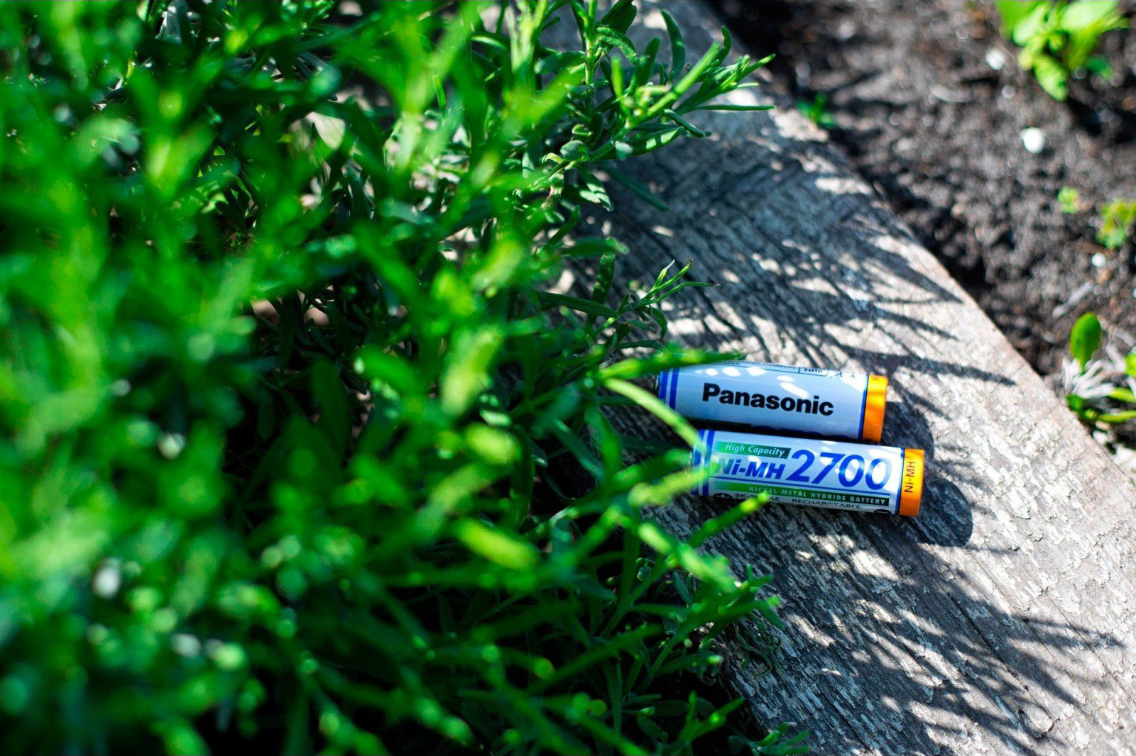 Аккумулятор AA 2700mAh NiMh., 2шт./уп. Panasonic - фото 2