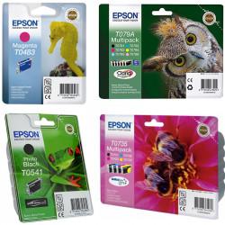 Расходные материалы Epson оригинальные