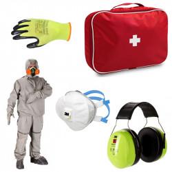 Одежда и средства индивидуальной защиты