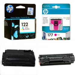 Расходные материалы HP оригинальные