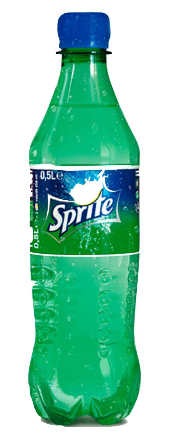 Вода Sprite 0,5л., 12шт./уп. Sprite - фото 1