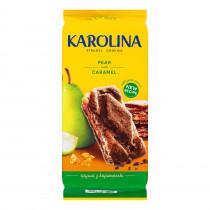 Печенье KAROLINA с грушей и карамелью, 168г.