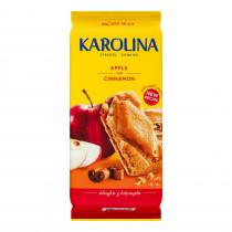 Печенье KAROLINA с яблоком и корицей, 168г.