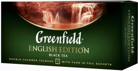 Чай черный классический English Edition 100пак. по 2гр., термосаше, в пакете
