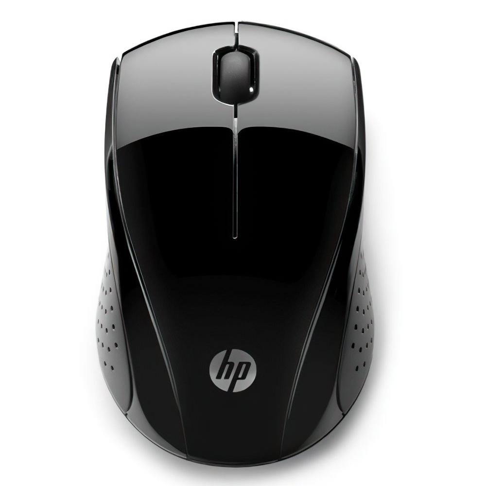 Мышь USB беcпроводная оптическая HP Wireless Mouse 220, черн. HP - фото 2