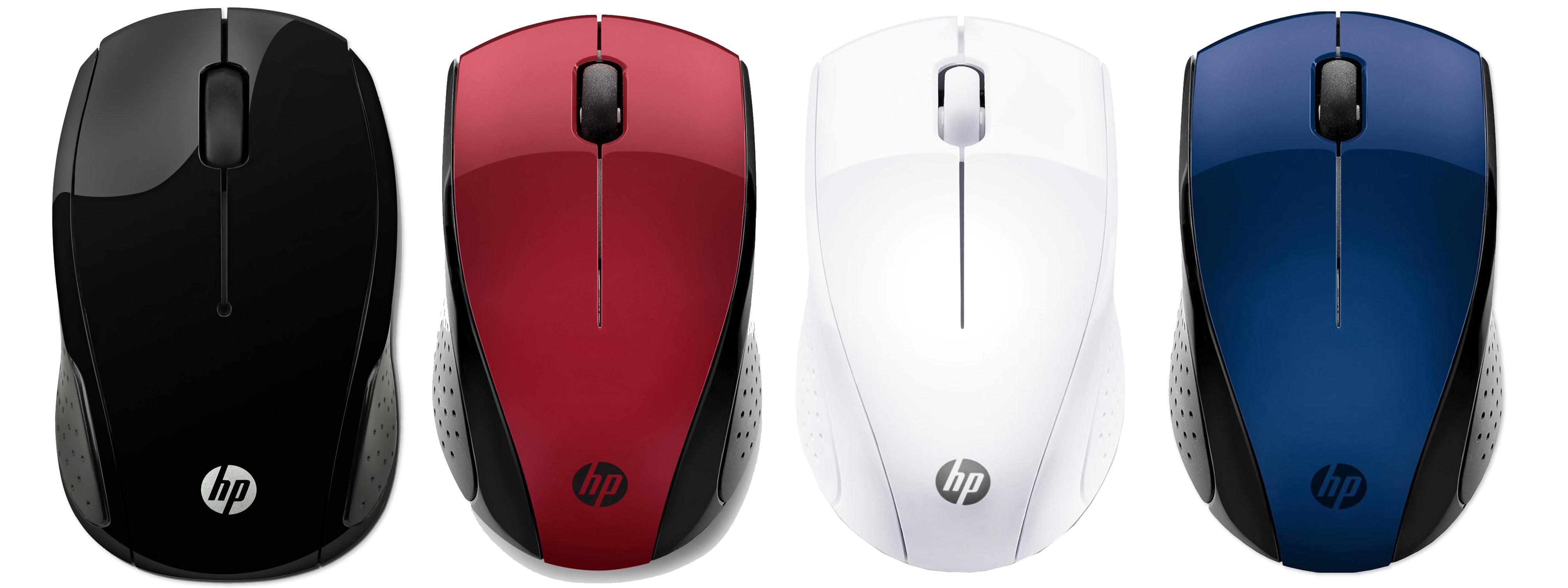 Мышь USB беcпроводная оптическая HP Wireless Mouse 220, черн. HP - фото 5