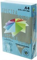 Бумага цветная Color A4 пастель 80г./м2. Blue, 500листов, св.-синий