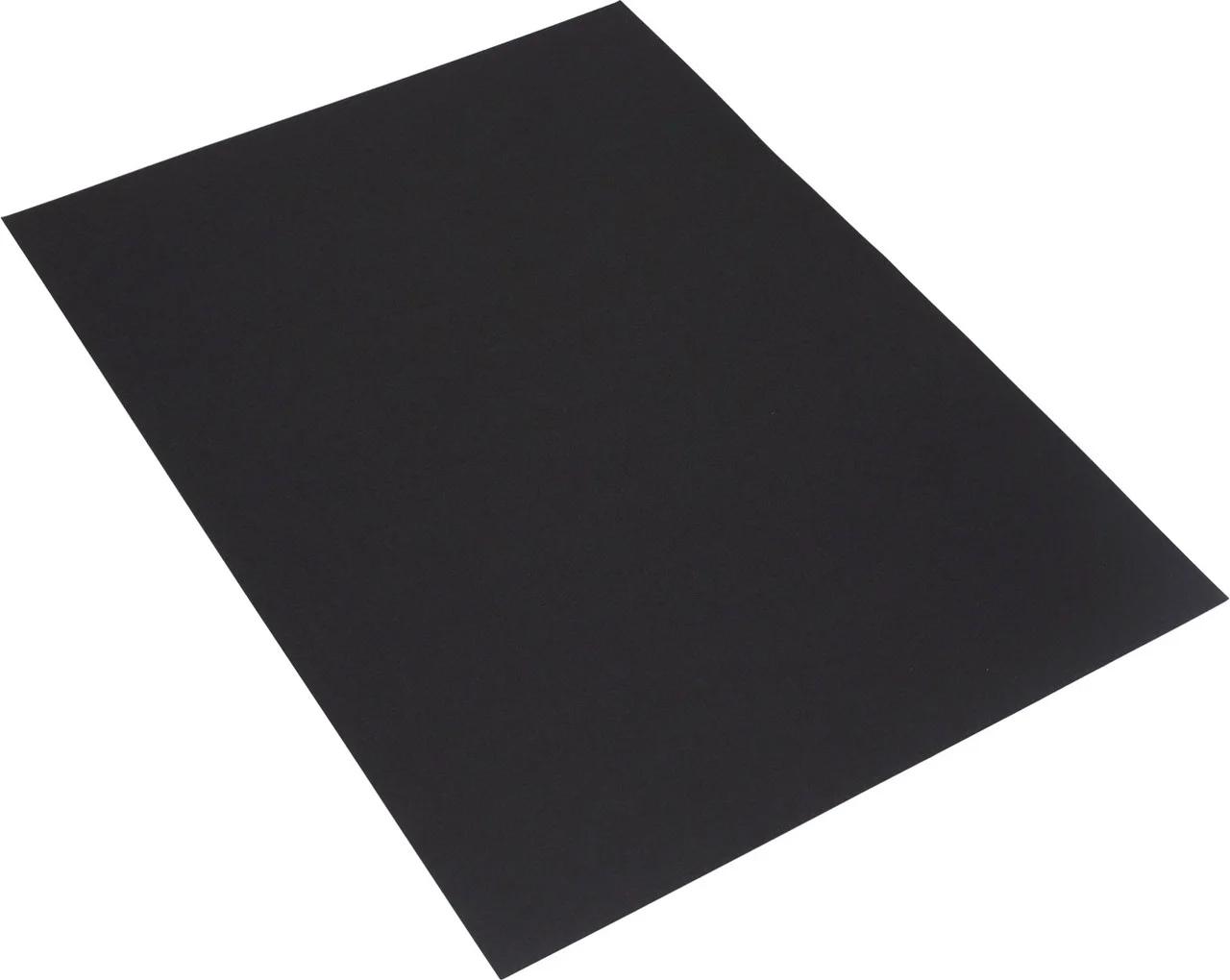 Бумага цветная Color A4 интенсив 80гр./м2. Black, 500листов, черн. Spectra Color - фото 3