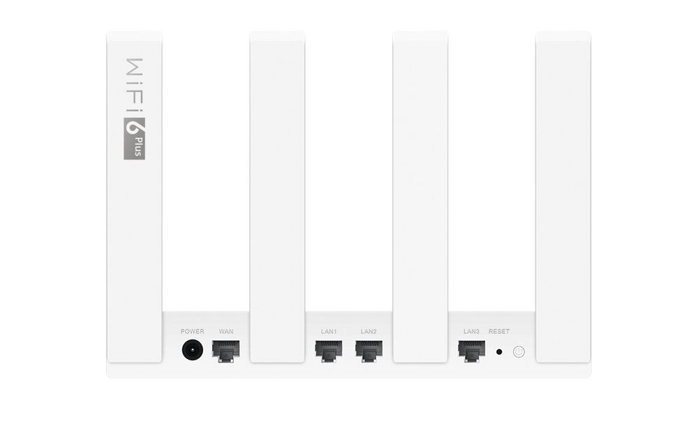 Беспроводной маршрутизатор Huawei AX3 Quad-Core WiFi 6+ MESH Gigabit Router HUAWEI - фото 5