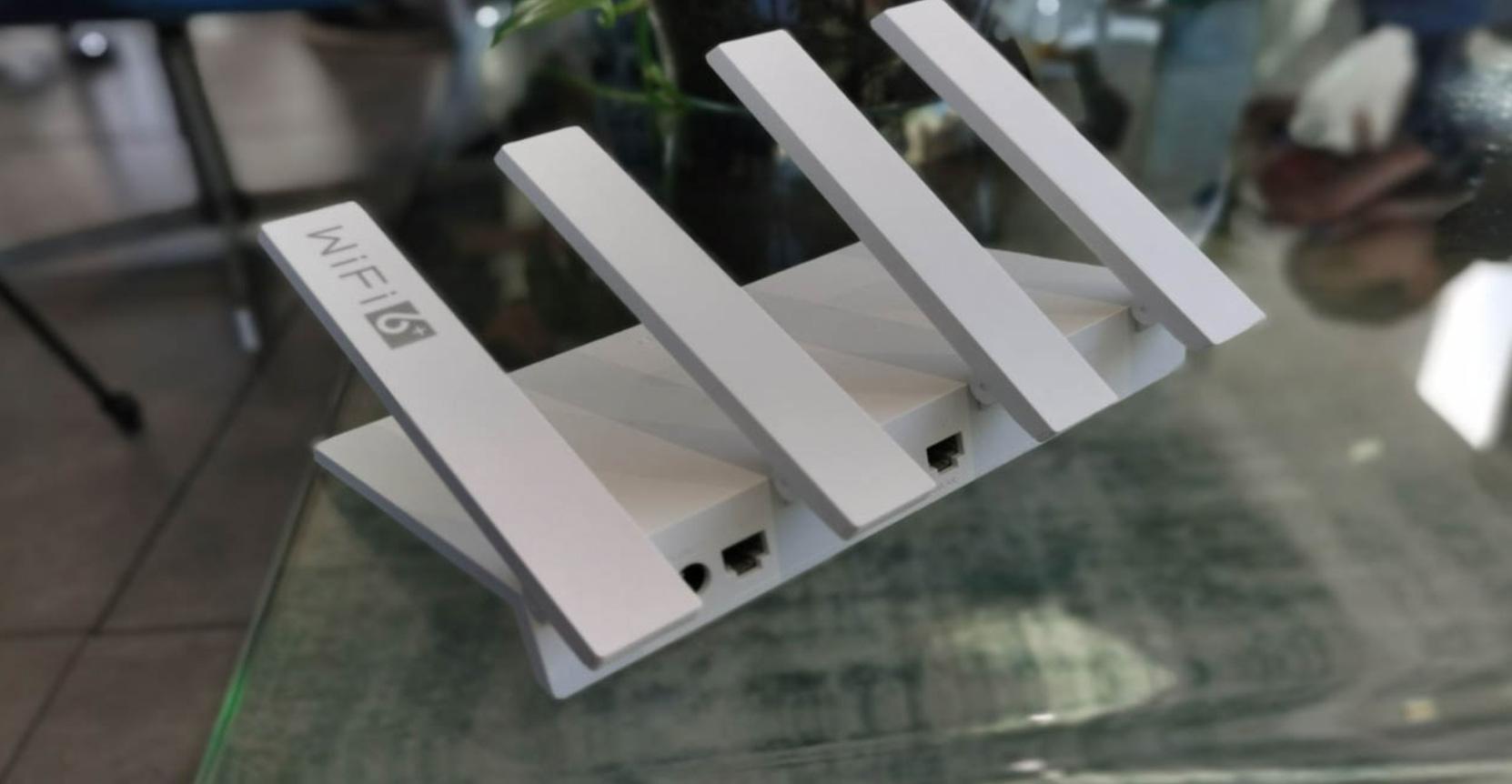 Беспроводной маршрутизатор Huawei AX3 Quad-Core WiFi 6+ MESH Gigabit Router HUAWEI - фото 8