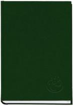 Алфавитка А5 (145*208мм.), 112л., баладек, зелен.