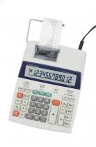 Калькулятор печатающий CX-121ІІ, 12 разрядов, 2-х цветная печать, 225х189х61мм.