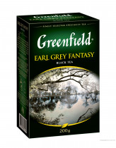 Чай черный ароматизированный Earl Grey Fantasy 200гр.