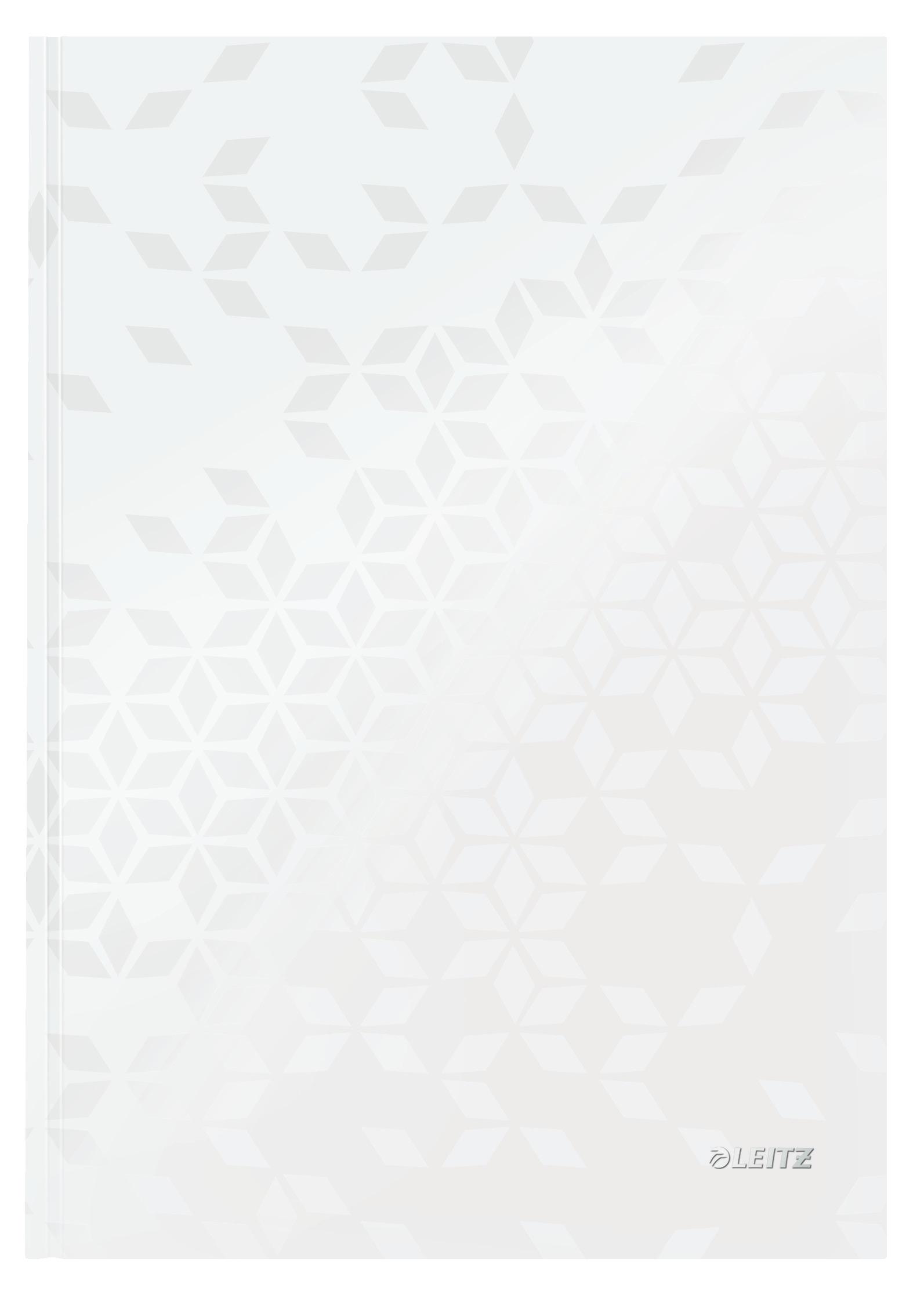 Блокнот А4 WOW  80л., линия, бел. LEITZ - фото 8