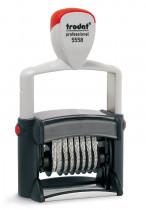 Нумератор 8-разрядный, метал. 5558