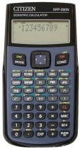 Калькулятор инженерный программируемый SR-280, 10+2 разрядов, 396 функц, 2 лин.диспл., 155,5х75х12мм